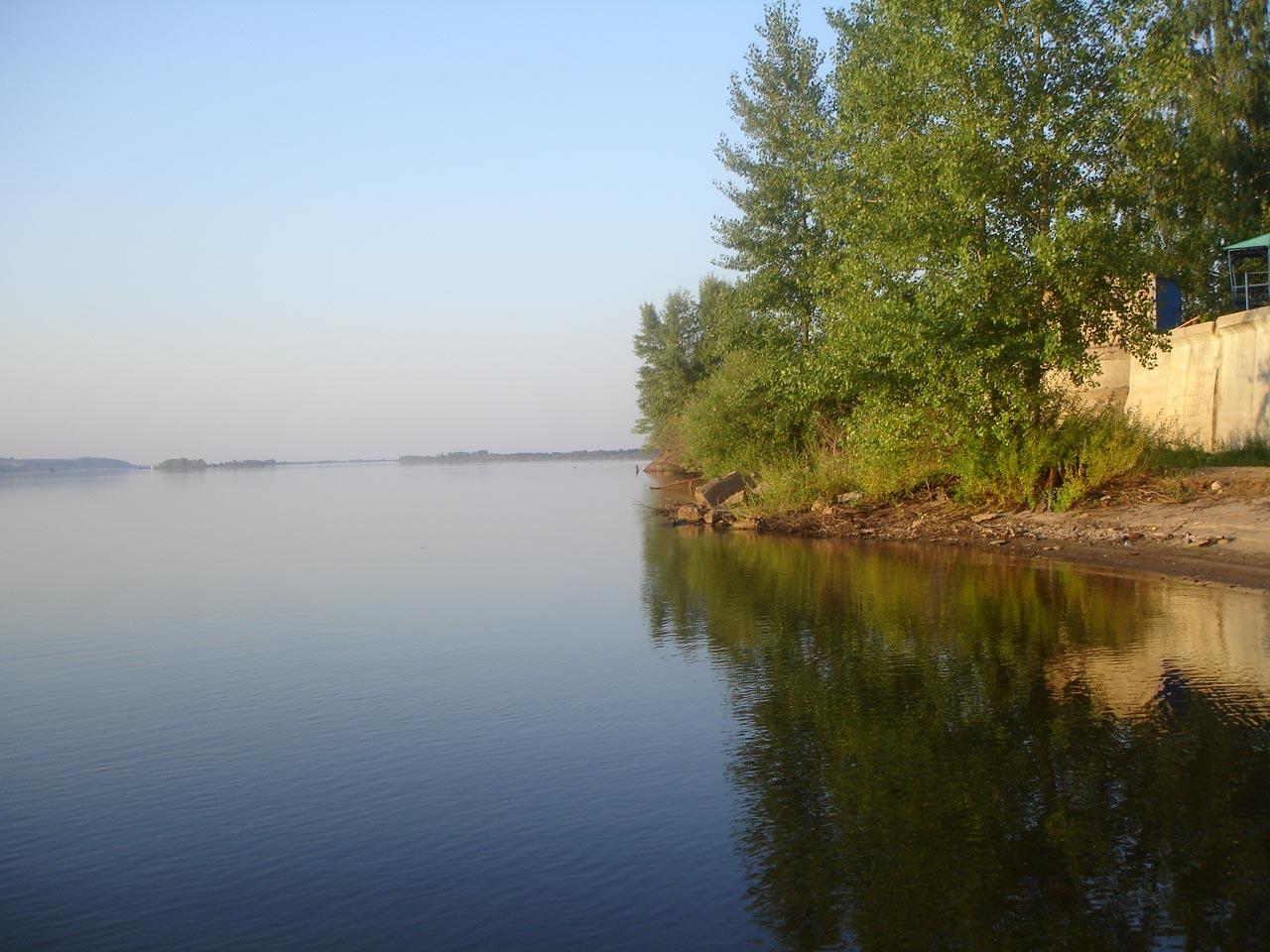Камский Патраковский инфильтрационный водозабор